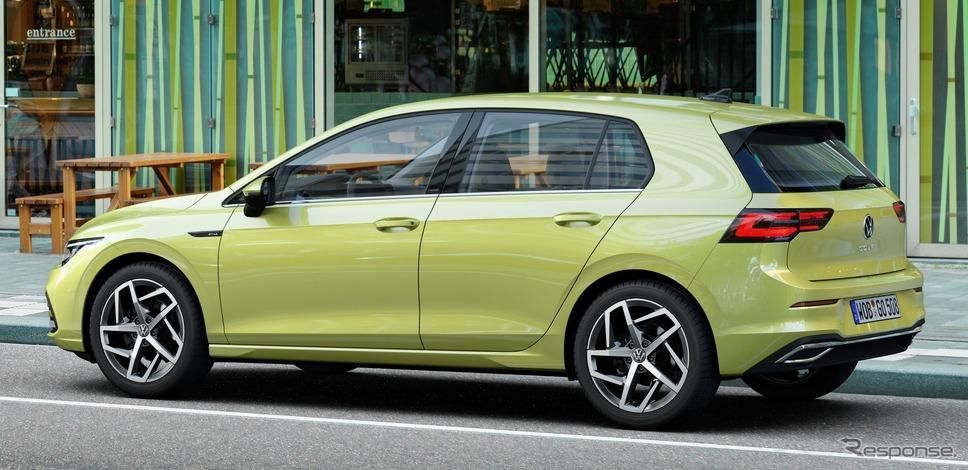 フォルクスワーゲン・ゴルフ 新型《photo by VW》