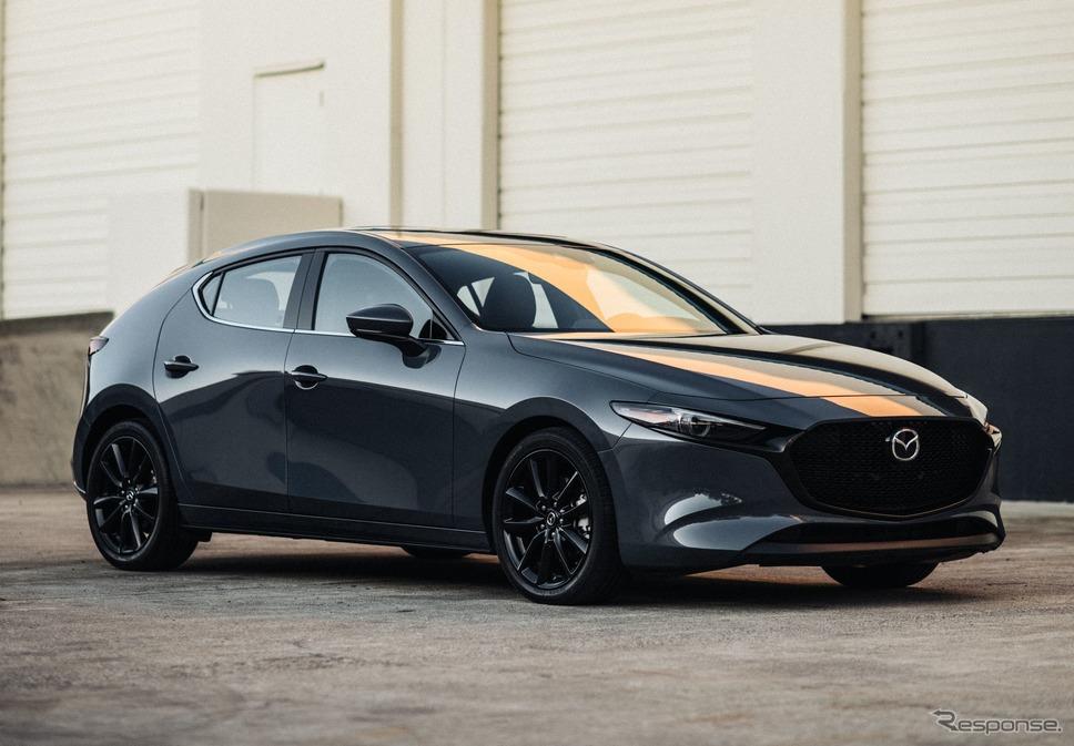 マツダ 3 の2020年モデル(北米仕様)《photo by Mazda》