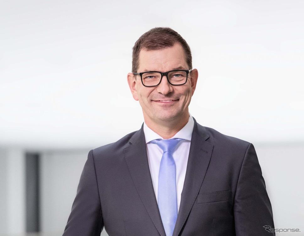 アウディの新CEOに指名されたマークス・デュースマン氏《photo by Audi》