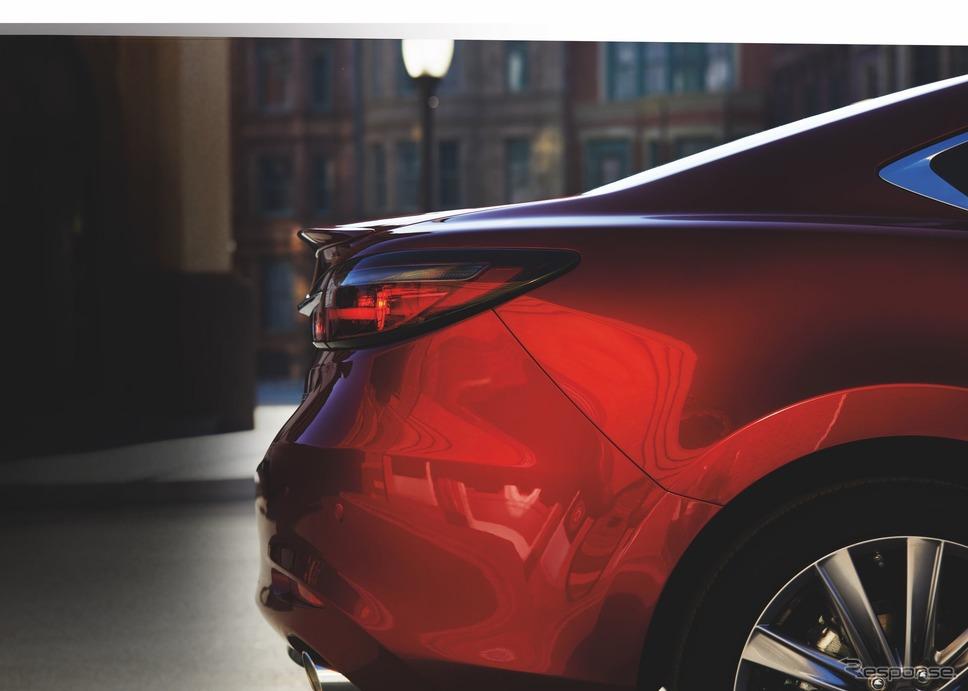 マツダ 6 の2020年モデル《photo by Mazda》