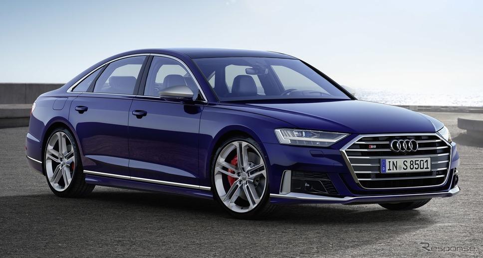 アウディ S8 新型《photo by Audi》