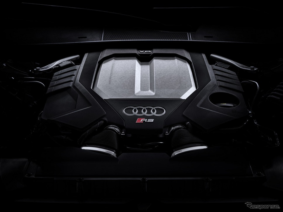 アウディ RS6 アバント 新型《photo by Audi》