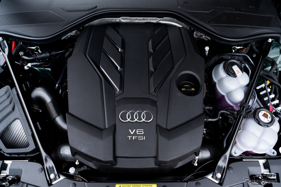 アウディ A8 L 60 TFSI e クワトロ《photo by Audi》