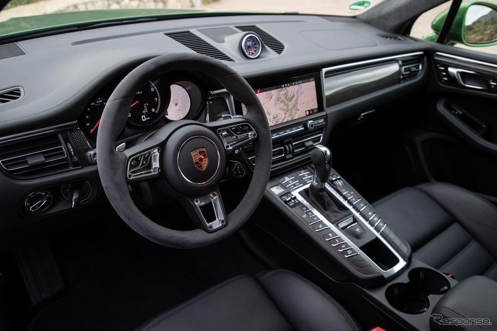 ポルシェ・マカン・ターボ 改良新型《photo by Porsche》