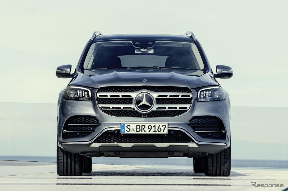 メルセデスベンツ GLS 新型(参考画像)《photo by Mercedes-Benz》
