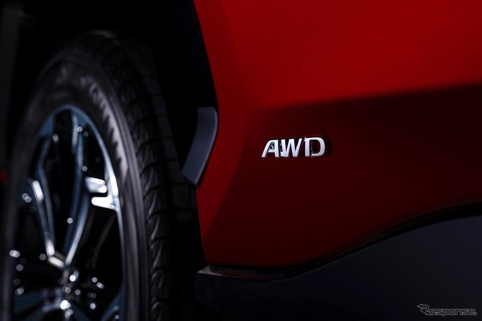 トヨタ RAV4 プライム 新型《photo by Toyota》