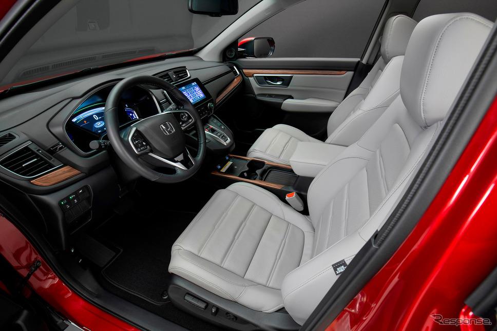 ホンダ CR-V ハイブリッド の2020年モデル《photo by Honda》
