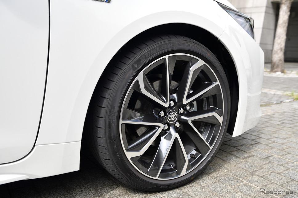 トヨタ カローラスポーツ 改良新型《撮影 雪岡直樹》