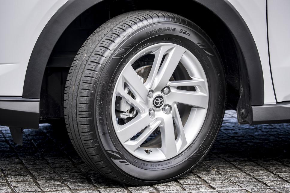 トヨタ ライズ G 2WD(16インチ)《撮影 山内潤也》