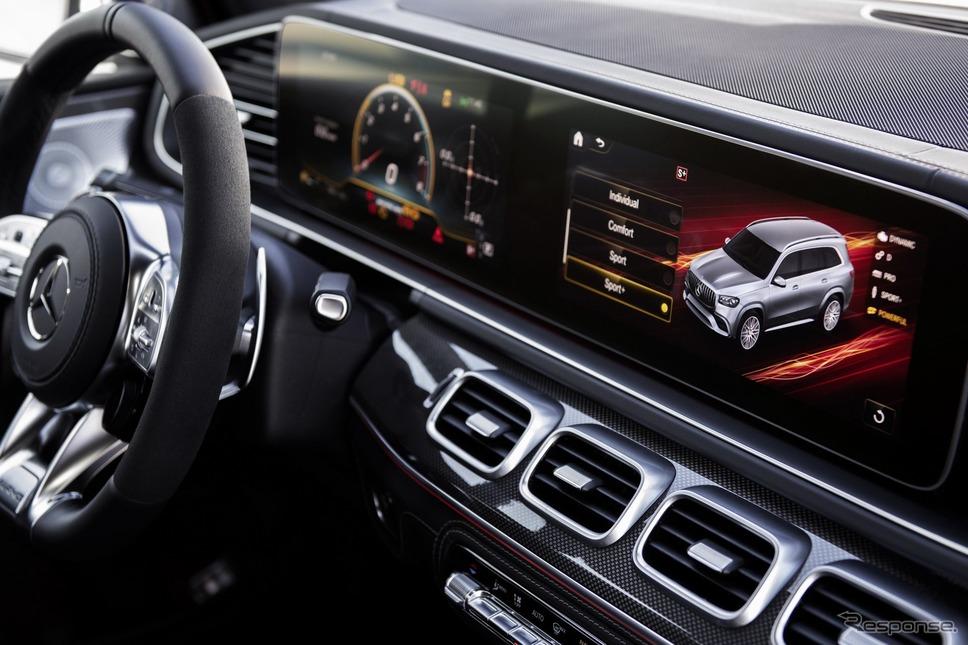 メルセデスAMG GLS 63 4MATIC+ 新型《photo by Mercedes-Benz》
