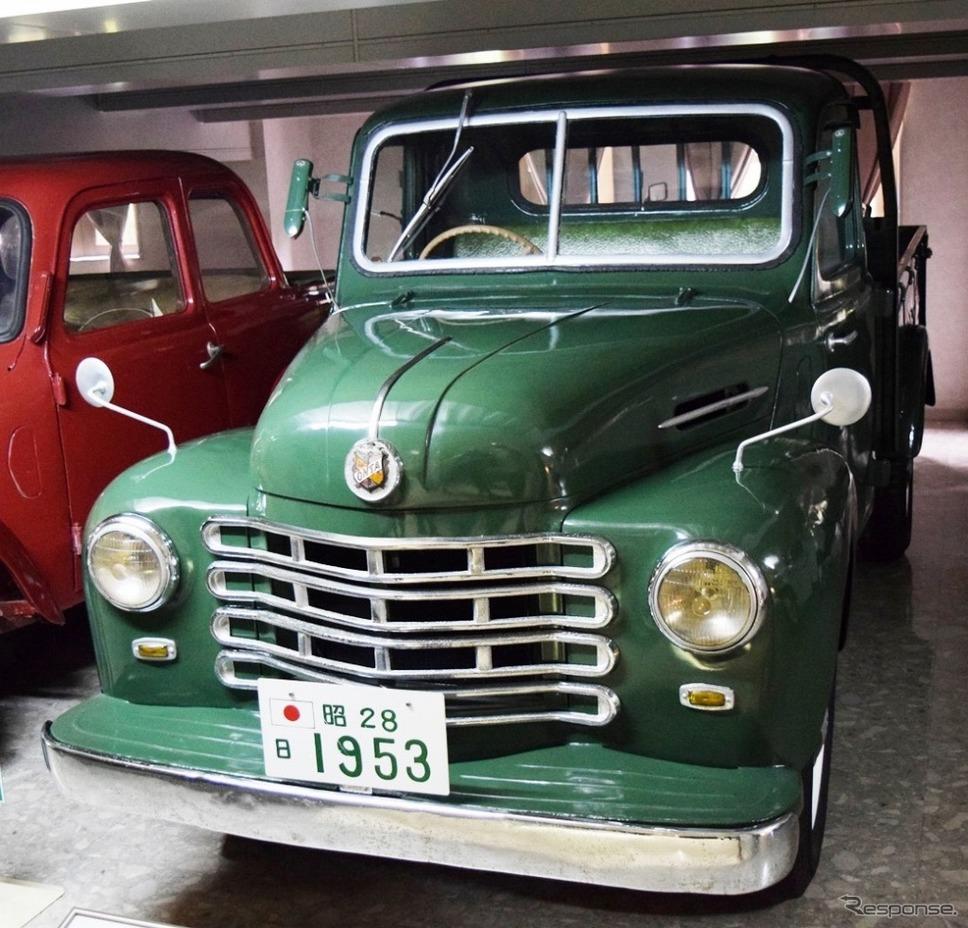 オオタ KC型トラック(1953年)《画像:アムラックストヨタ》