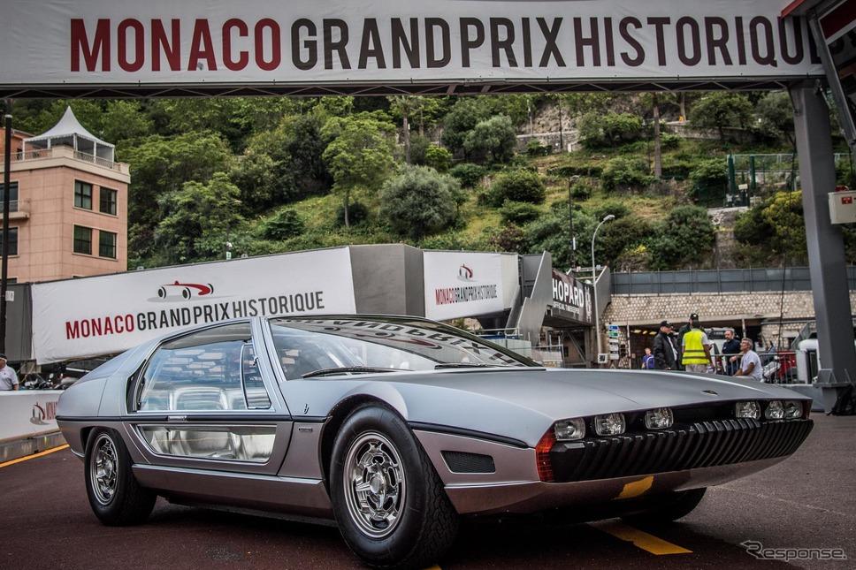 ランボルギーニ・マルツァル《photo by Lamborghini》