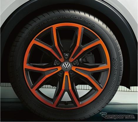 VW Tクロス ホイールイメージ《画像:フォルクスワーゲングループジャパン》