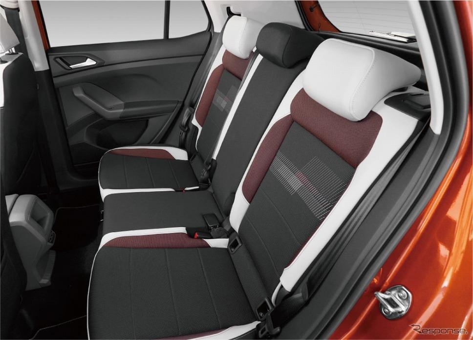 VW Tクロス インテリア《画像:フォルクスワーゲングループジャパン》