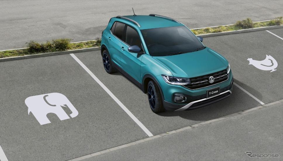 VW Tクロス オールインセーフティ《画像:フォルクスワーゲングループジャパン》