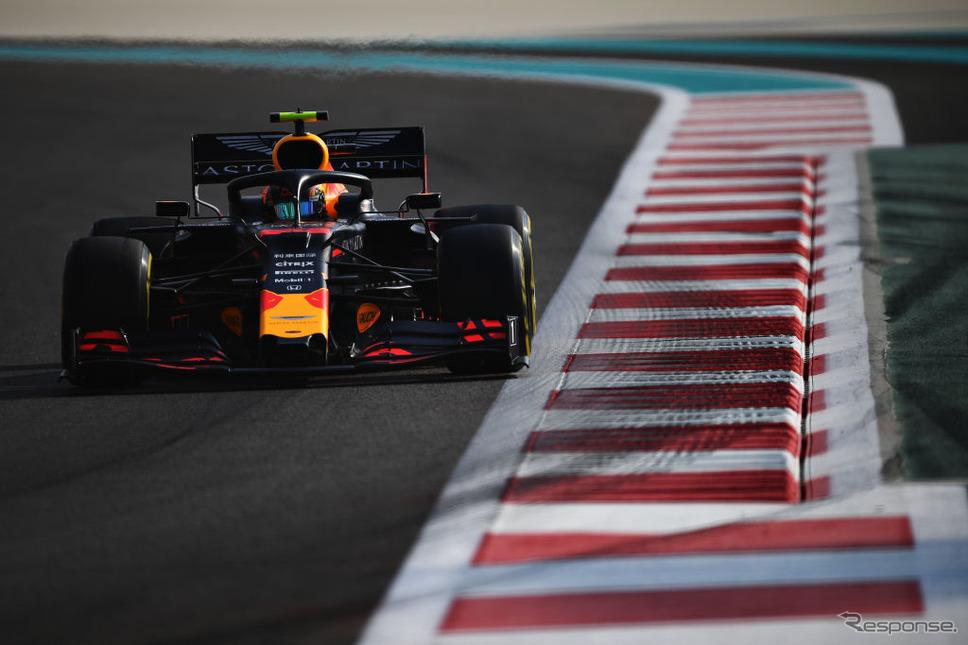 F1アブダビGP《photo (c) Getty Images》