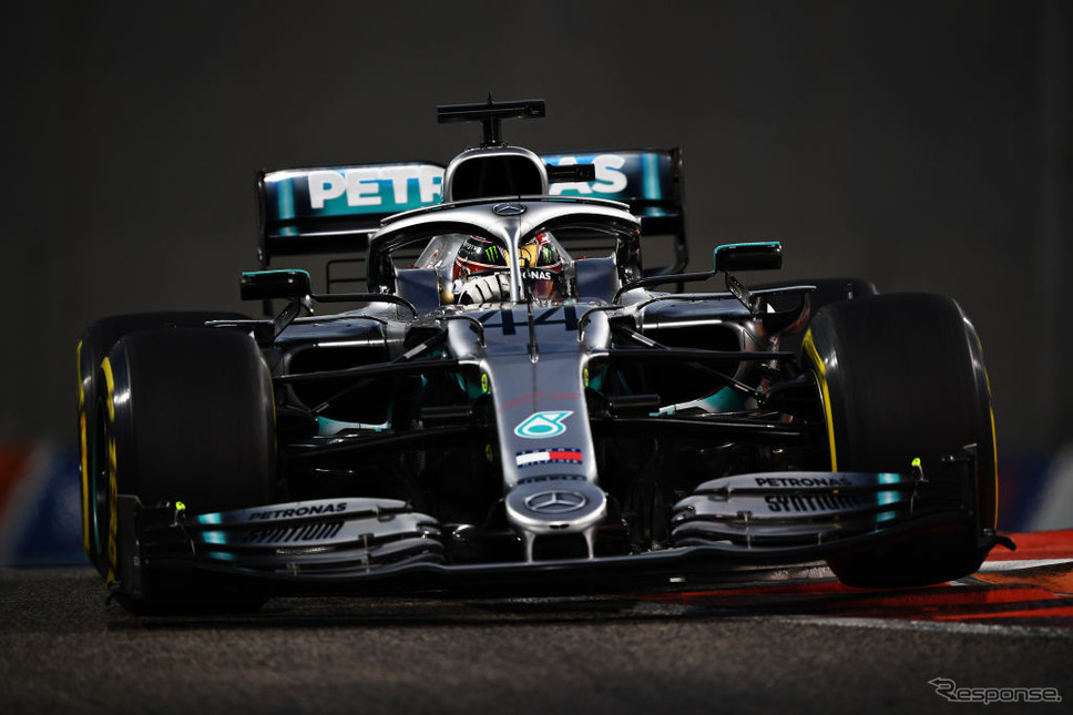 F1アブダビGP(c) Getty Images