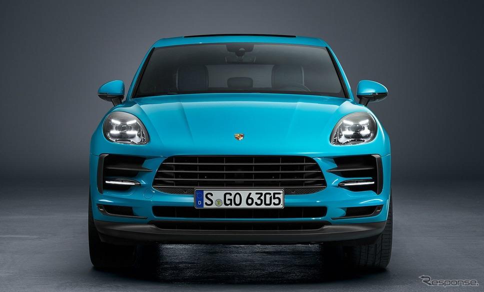 ポルシェ・マカン 改良新型《photo by Porsche》