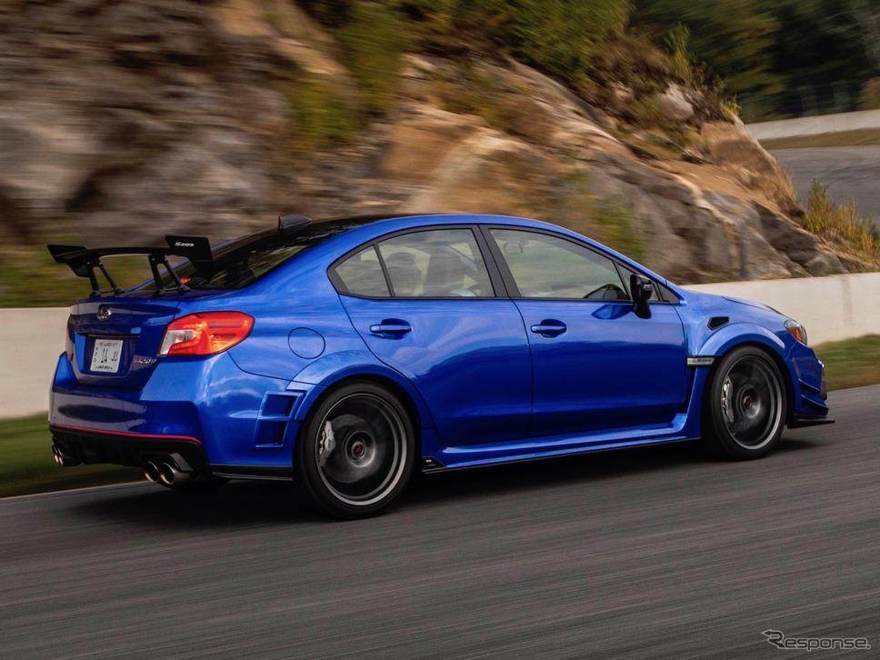 スバルSTI S209《photo by Subaru of America》