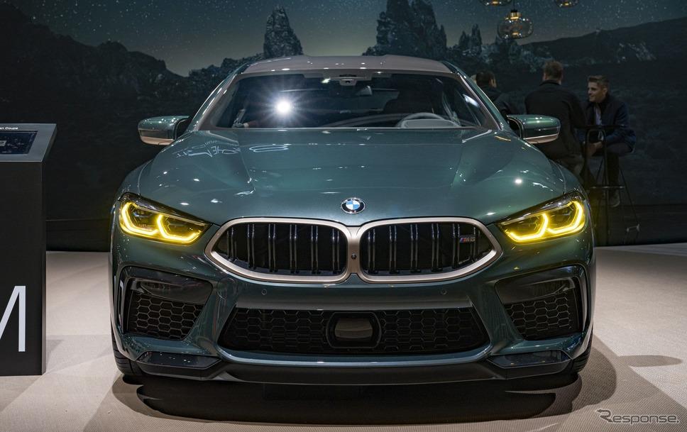 BMW M8 グランクーペ・ファーストエディション(ロサンゼルスモーターショー2019)《photo by BMW》