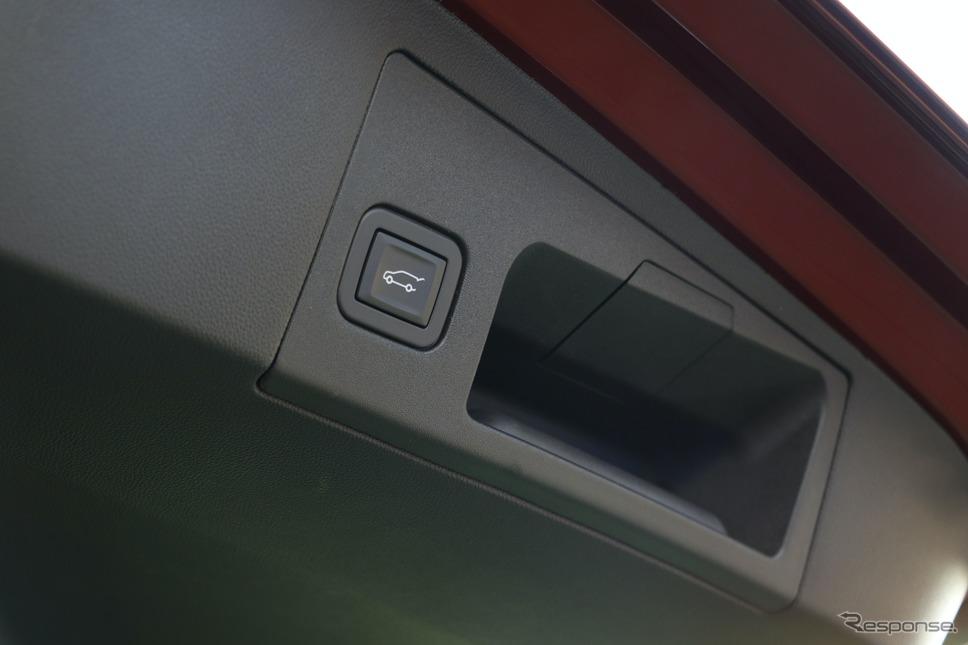 キャデラックXT5改良新型《撮影 平川亮》