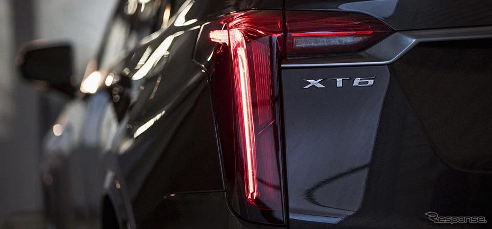キャデラック XT6プラチナム《画像 ゼネラルモーターズ・ジャパン》