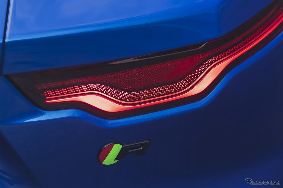 ジャガー Fタイプ 改良新型《photo by Jaguar》