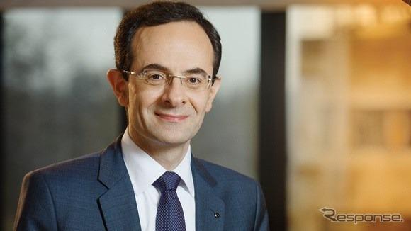 ルノー日産三菱のアライアンス事務局長に任命されたハディ・ザブリット氏《photo by Renault》