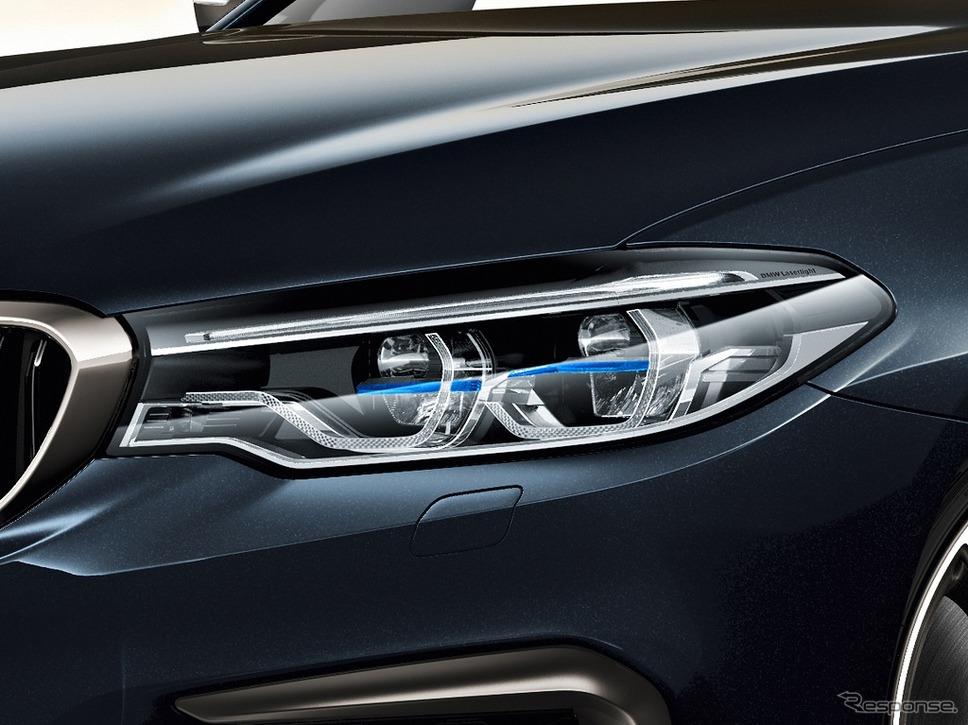 BMW M550i xDrive アルティメットエディション《画像:ビー・エム・ダブリュー》