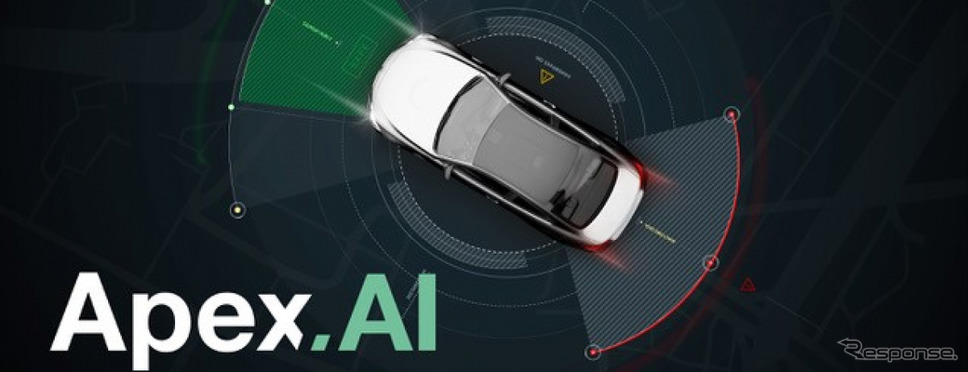 自動運転技術を手がけるApex.AI《photo by Jaguar Land Rover》