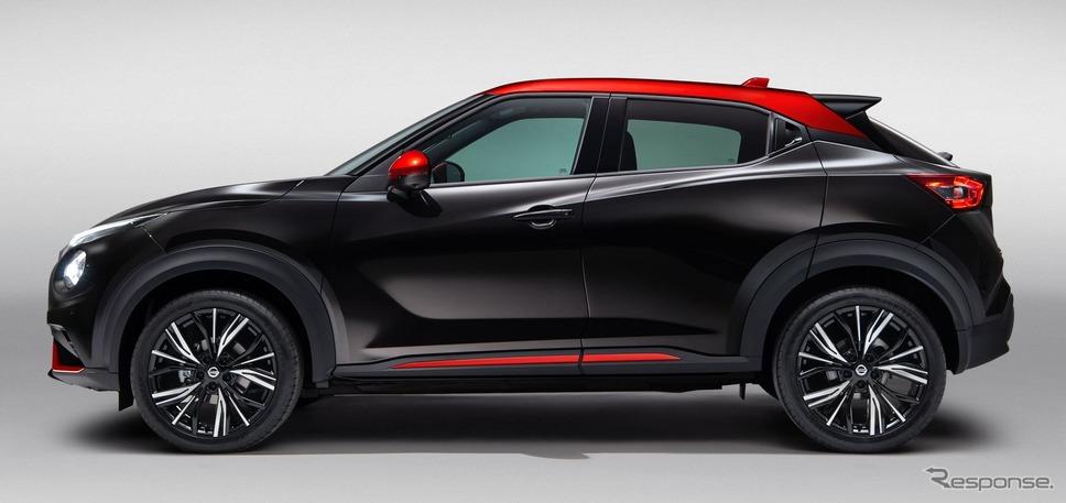 日産 ジューク 新型《photo by Nissan》