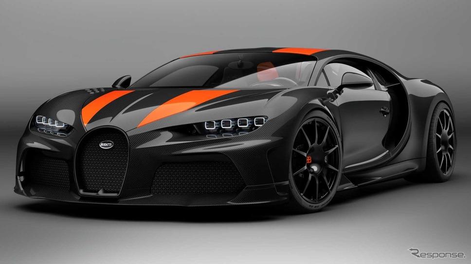 ブガッティ・シロン・スーパースポーツ300《photo by Bugatti》