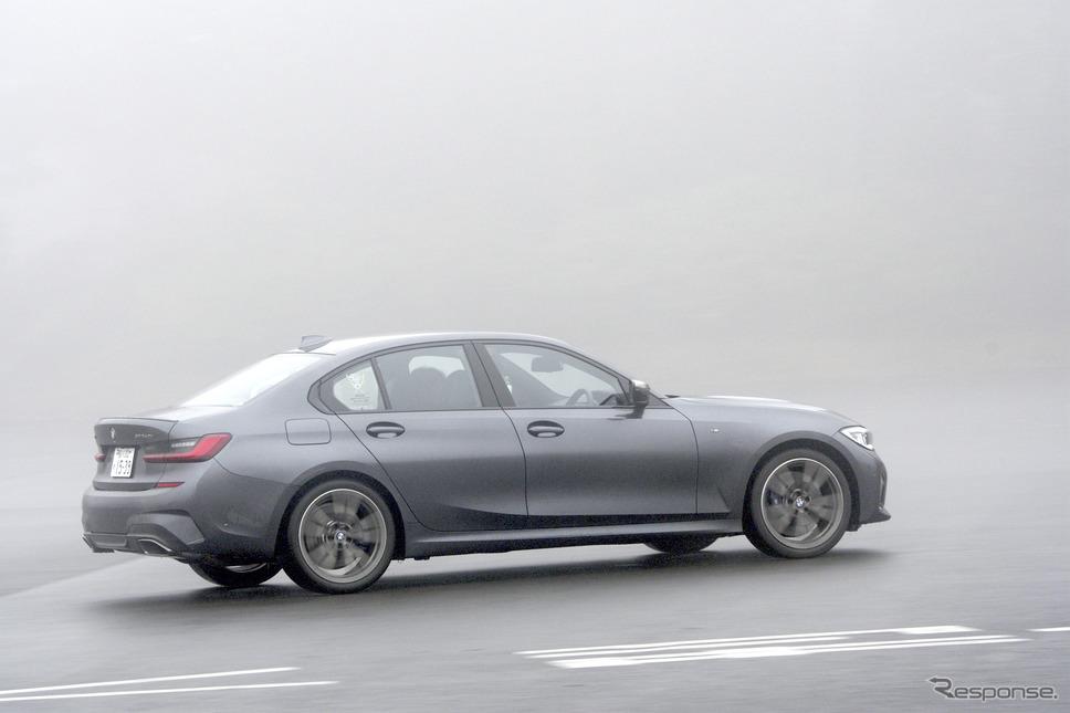BMW 3シリーズ《撮影 雪岡直樹》