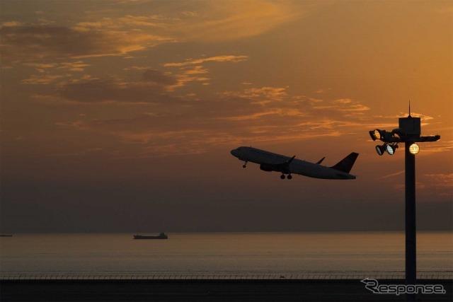 中部国際空港(セントレア)《写真AC》