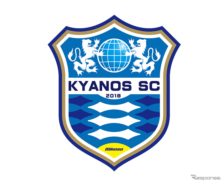 eスポーツ実業団「KYANOS(キュアノス)」《画像:三笠製作所》