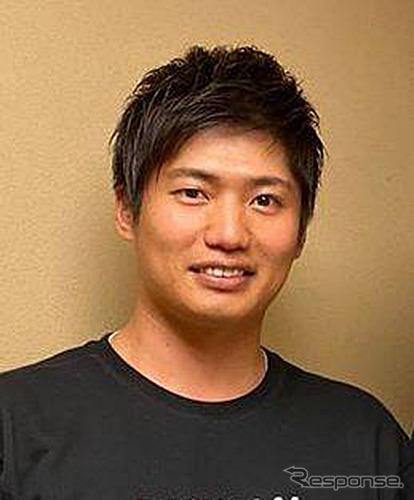 大嶋和也選手《画像:三笠製作所》