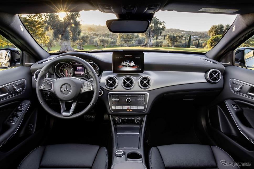 メルセデスベンツ GLA 現行型(参考画像)《photo by Mercedes-Benz》