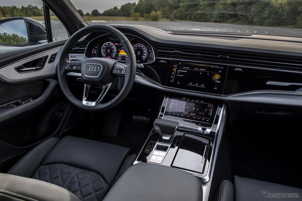 アウディ Q7 のPHV、Q7 TFSI e クワトロ《photo by Audi》