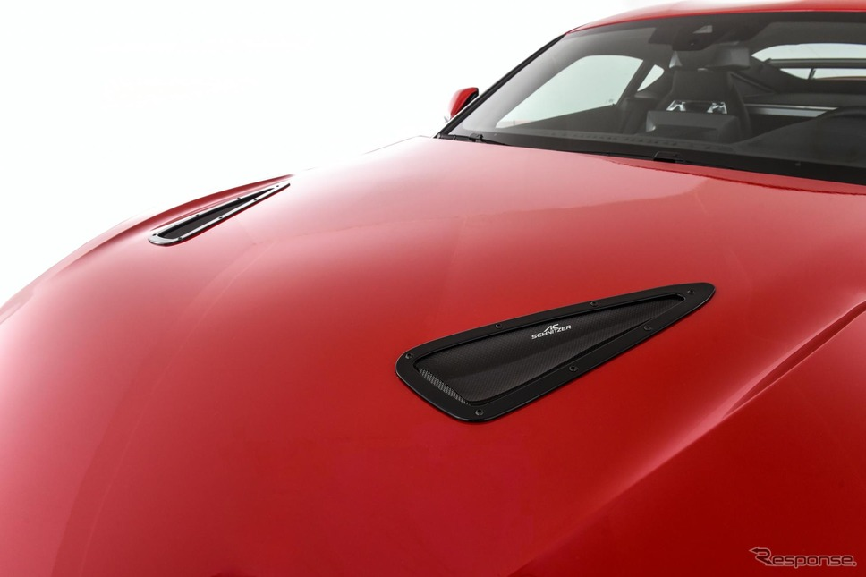 ACシュニッツァーのトヨタ・スープラ 新型のカスタマイズプログラム《photo by AC Schnitzer》
