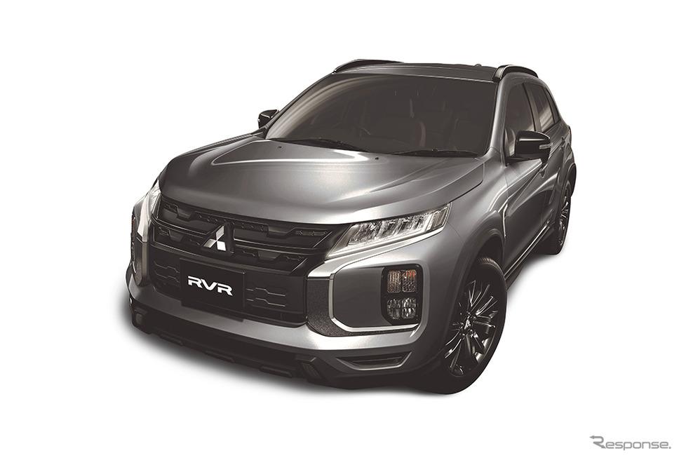 三菱 RVR ブラックエディション《画像:三菱自動車》