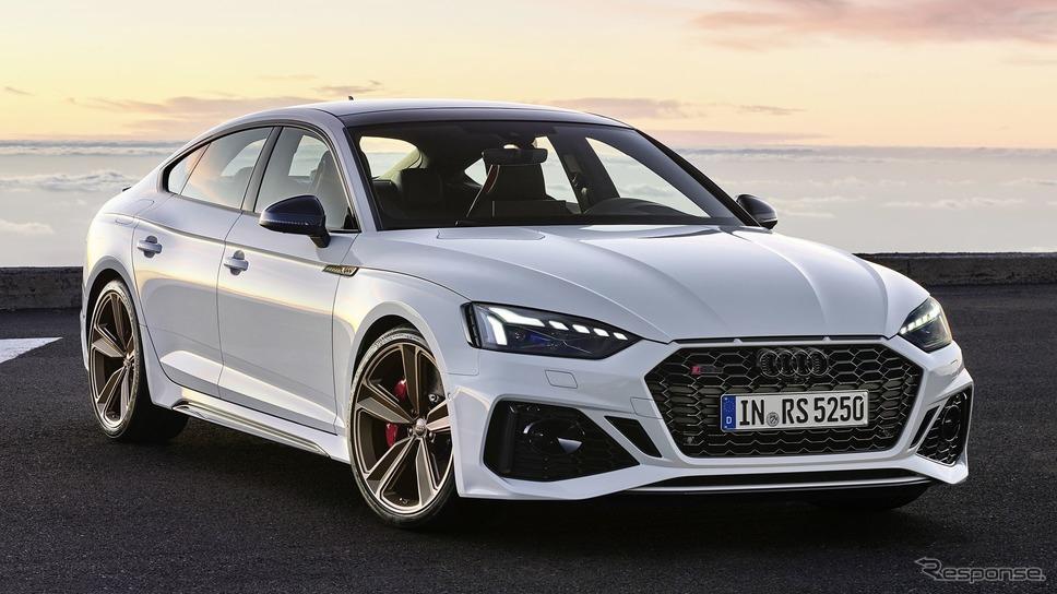 アウディ RS5スポーツバック 改良新型《photo by Audi》