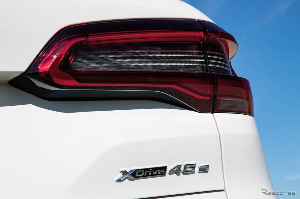 BMW X5 xDrive45e《画像:ビー・エム・ダブリュー》