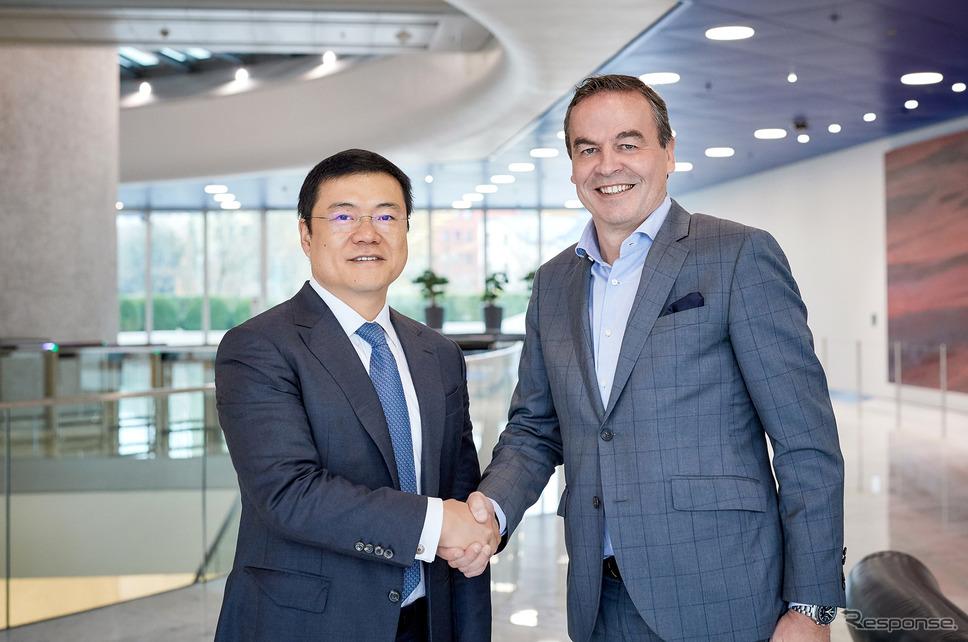 EVやPHV向けの次世代バッテリーに使用するリチウムを調達する新契約を締結した中国のガンフォンリチウムとBMWグループ《photo by BMW》