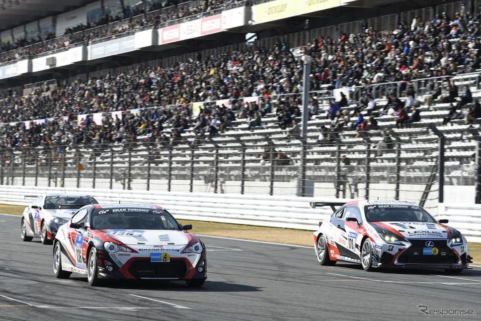 トヨタGAZOOレーシングフェスティバルニュルブルクリンク24時間レース《撮影 雪岡直樹》
