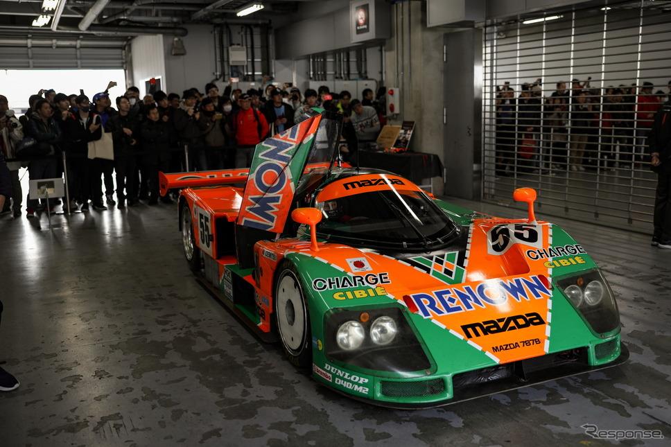 トヨタGAZOOレーシングフェスティバル2019《photo by Kazuhisa Masuda》