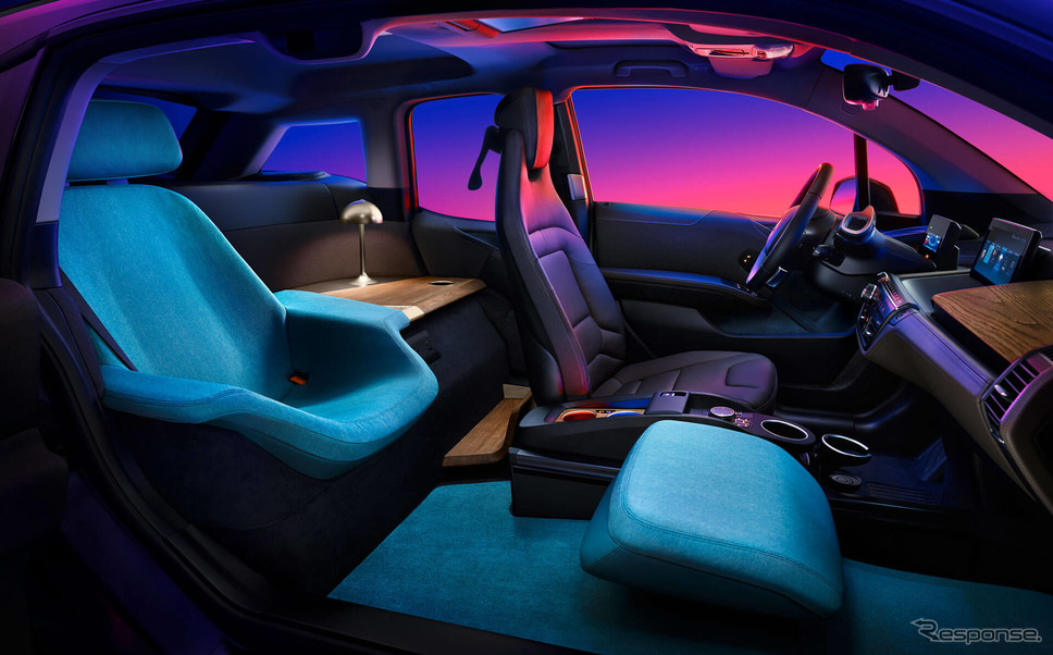 BMW i3 アーバンスイート《photo by BMW》
