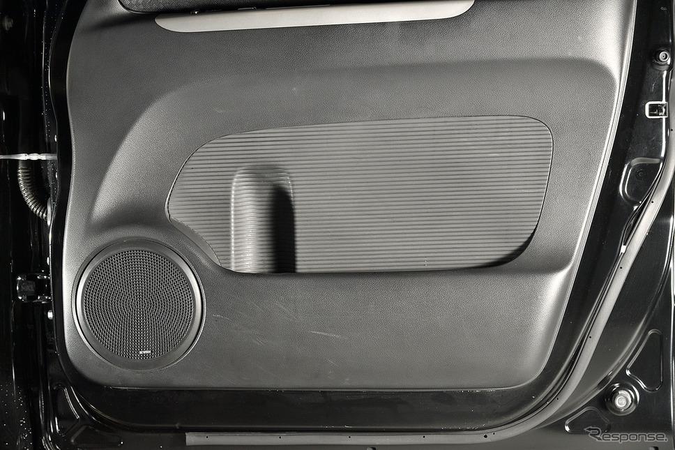 ホンダ N-BOXに対応する高音質トレードインスピーカー登場《PHOTO:雪岡直樹》