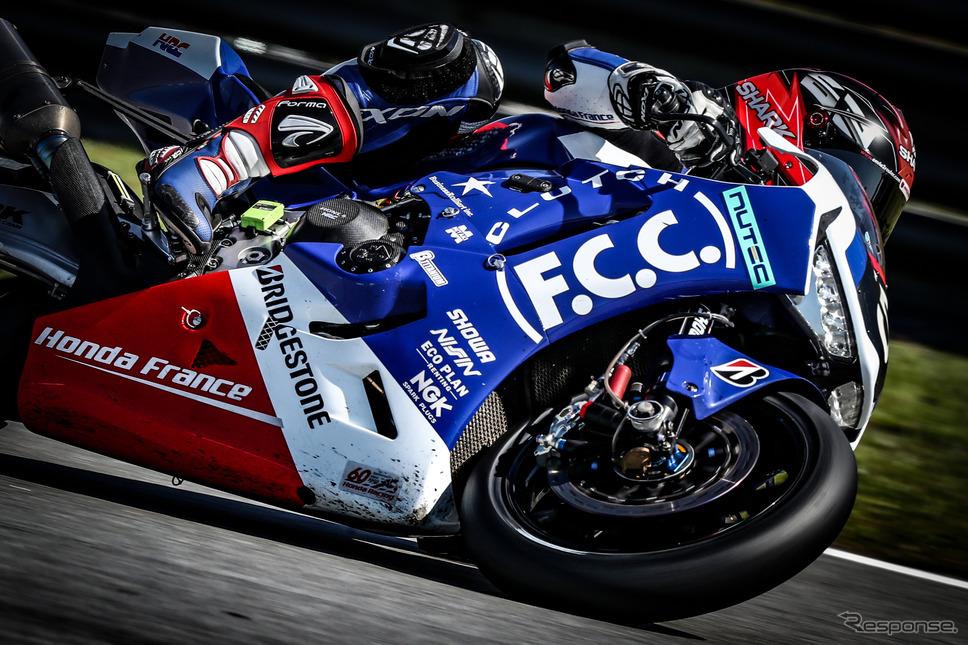 F.C.C. TSR Honda France、EWC 2019-20シーズン第2戦マレーシアで13位。《photo by Honda》