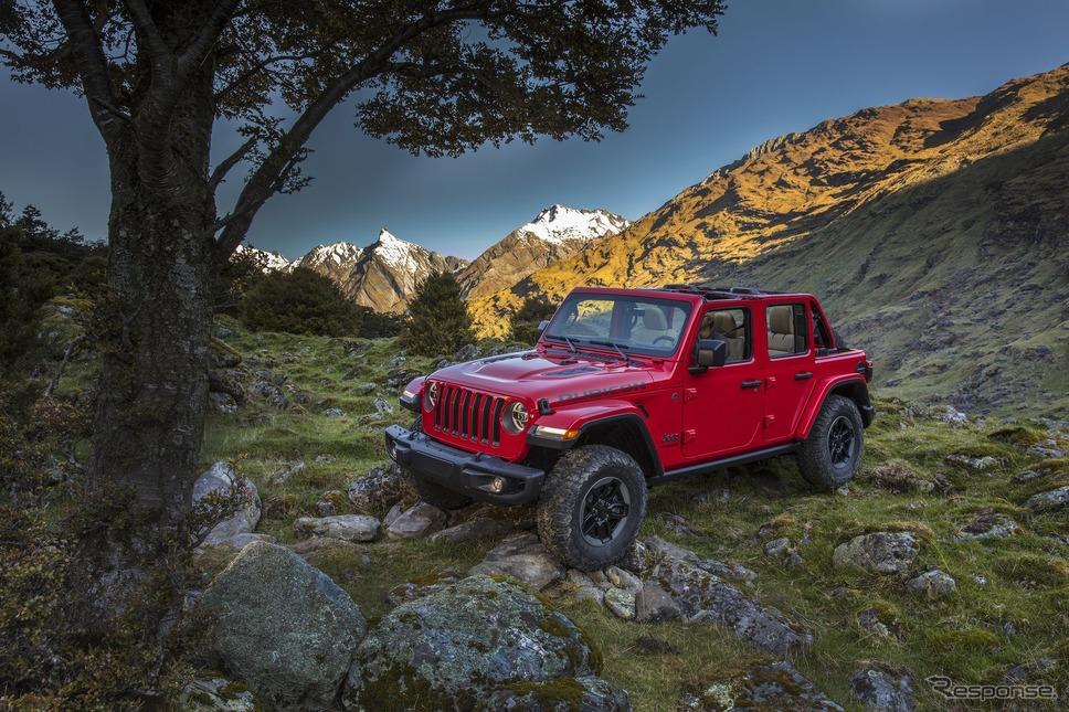 ジープ・ラングラー・ルビコン《photo by Jeep》