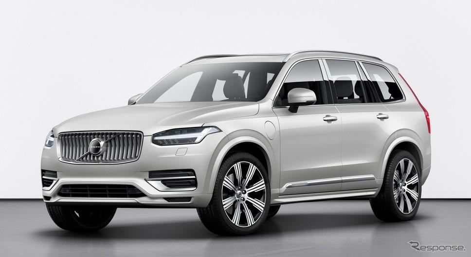ボルボ XC90 改良新型《photo by Volvo Cars》